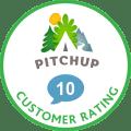 customer rating badge master